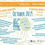 The Collection Museum & Usher Gallery October 2019