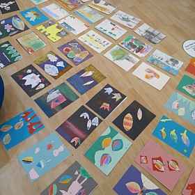 Postcards from Ilythyr Primary School, Rhondda
