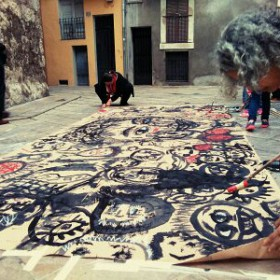 Big Draw in VIlafranca 2016