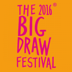 Join us for The Big Draw Festival 2016!