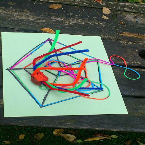 Building our webs