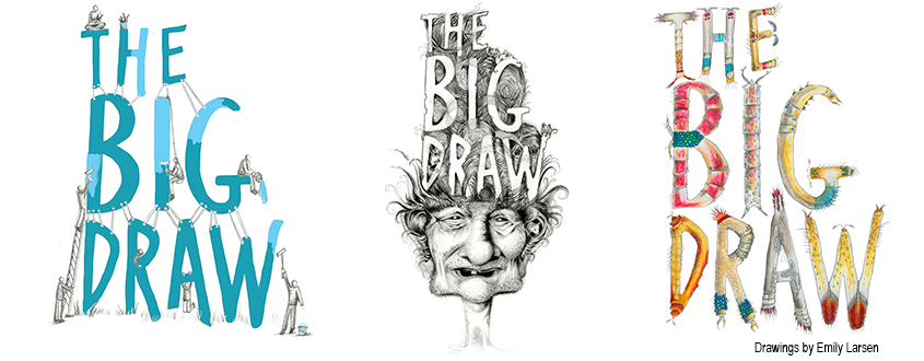 The Big Draw - The world's largest drawing festival | Draw The Big Drawing Compeion on